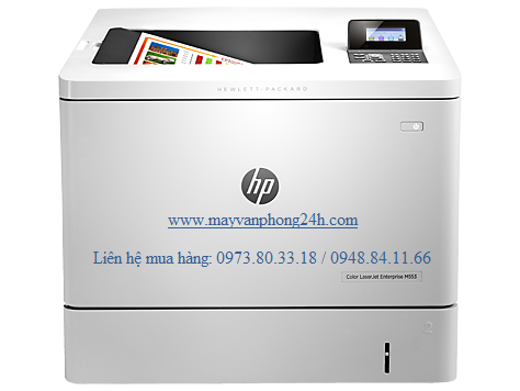Máy in Laser màu HP LaserJet Enterprise Color M553DN (B5L25A)
